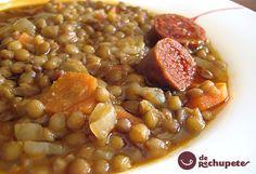 Lentejas#Comida española,#Spain Trademark