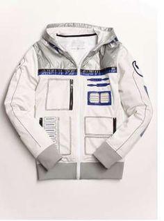 R2-D2 Jacket