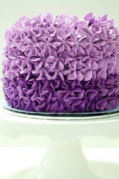purple cake ♥