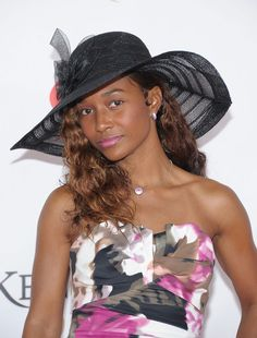 137th Kentucky Derby...Rozonda Chilli Thomas
