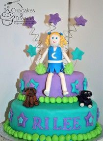 Cheerleading party theme ideas on pinterest 77 pins