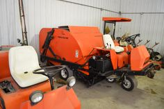 1997 Smithco Sweepstar 60 w/3602 hrs for sale