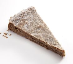 Espresso Shortbread: Finely ground espresso gives full-bodied flavor ...