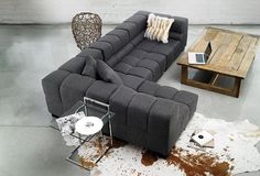 Maison corbeil on pinterest for Sofa sectionnel maison corbeil