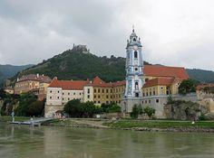 Lower Austria's Danube River