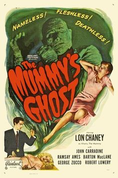 The Mummy's Ghost - 1944