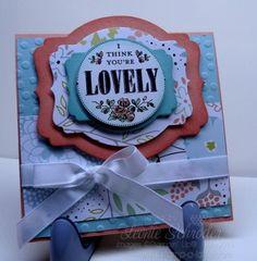 Deco Labels Framelits - LovelySorbet