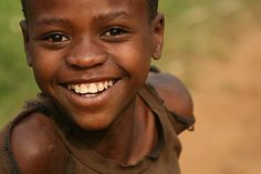 Africa | An African smile