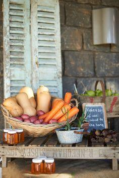 Local Local Produce! www.houstonresto.com