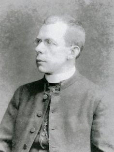 Father Thomas Roussel Davids Byles  was an English Catholic priest who famously remained on board the RMS Titanic as she was sinking after colliding with an iceberg, hearing confessions and giving absolution.