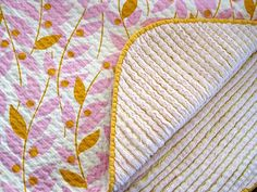 Faux-Chenille Baby Blankets