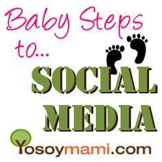 Baby Steps to create your online identity (in Spanish) - if you're lost in the social media jungle, this post is for you!