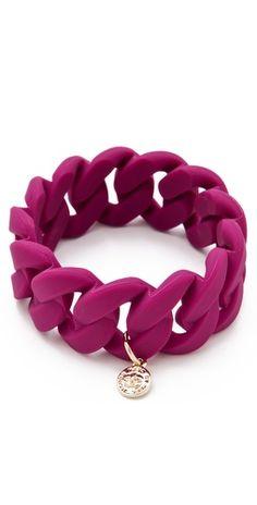 purple chain link