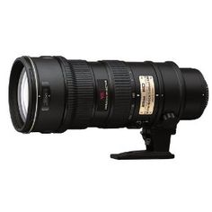 If you are in to your sports and/or wildlife photography you are going to need a zoom lens. If you shoot a Nikon this lens is an absolute must have as it will get you up close and personal to your subject and the image quality is simply superb.