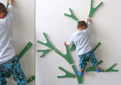 Play room//Inside climbing tree