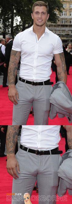 Dan Osborne's BIG Bulge!