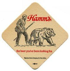 Hamm's. Theodore Hamm Company. St. Paul, Minn.