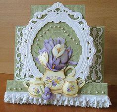 JANUARI 2013 - Marianne Creatables Design Die Handmade Card