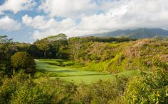 Hole #13 - Prince Course at Princeville Golf Club Visit: www.princeville.com