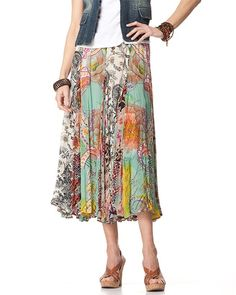 Skirting the issue   #Coldwater Creek   #skirt  #clothing