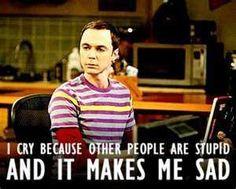 Dr. Sheldon Cooper!