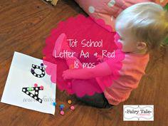 Fairy Tale Glamorous: Tot School: Week 1 Update & Week 2 Plan