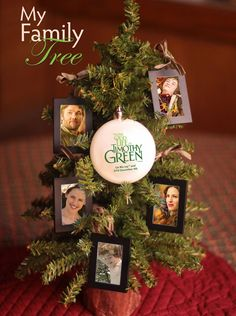 Follow these steps to create your own family tree: http://di.sn/g6g