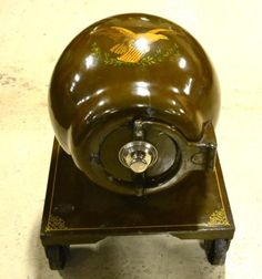 CANNONBALL SAFE BELONGING TO HENRY FORD