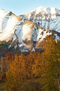 Fall in Telluride, Colorado | FamilyFreshCooking.com © MarlaMeridith.com