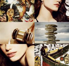 Ma'at was theancient Egyptianconcept oftruth, balance, order,law,morality, andjustice. Ma'at was also personified as agoddessregulating the stars, seasons, and the actions of both mortals and the deities, who set the order of the universe fromchaosat the moment of creation.