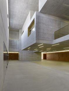 Extension of Orientation School in Kerzers by Morscher Architects