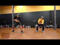 Mariel Martin & Keone Madrid - Sing It Back - Urban Dance Camp 2011