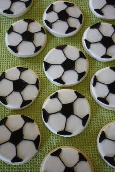 Munchkin Munchies: Cookie Monsters and Soccer Balls