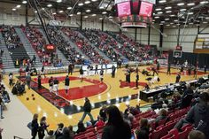 #TeamUCM warming up for the Blackout game in the Multi