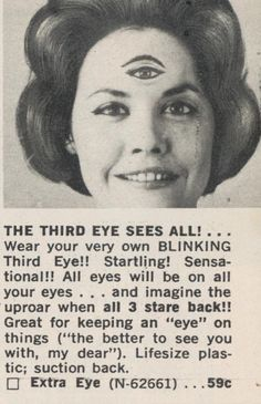 """Great for keeping an """"eye"""" on things"""
