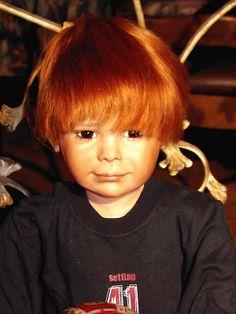 "Susan's Nest -  Ben by   ""Susan Lippl - Doll's"""