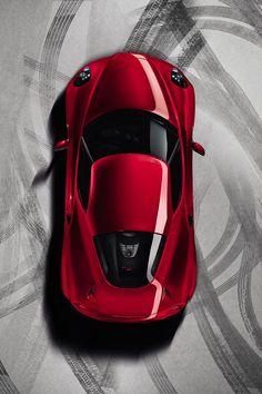 Alfa Romeo 4C  #alfa #alfaromeo #italiancars @automobiliahq