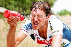 1993: Fabio Roscioli during the 12th stage.
