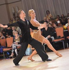 The Bolero with Mikolay Czarnecki and Charlene Proctor. Danced at the 2013 First Cloast Class in Jacksonville, Florida.  Photo by Stephen Marino.