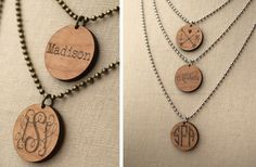 GroopDealz | Personalized Pendant Necklace