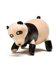 Panda Wooden Toy