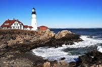 Maine..to see the lighthouses