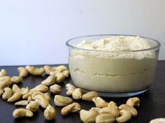 Cashew Ricotta Chees