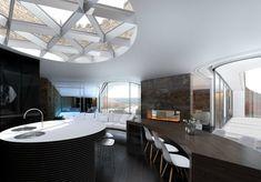 underground-Bolton Eco-house-make-architects-2  Interior.