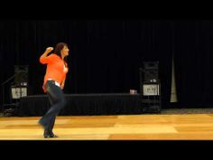 ▶ Blurred Lines Line Dance Demo @Judy Grimes - YouTube