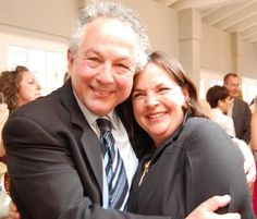 Not sure which face I love more: Ina Garten or her husband Jeffrey