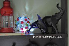 Play At Home Mom LLC: Illuminated Ornaments