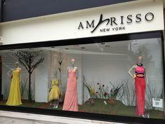 Amarisso New York Shopping Window in Kifissia