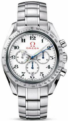 TOPSELLER! Omega Speedmaster Broad Arrow Olympic... $3,511.48