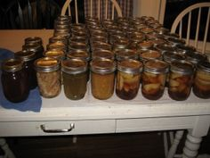 Some Canning Recipes